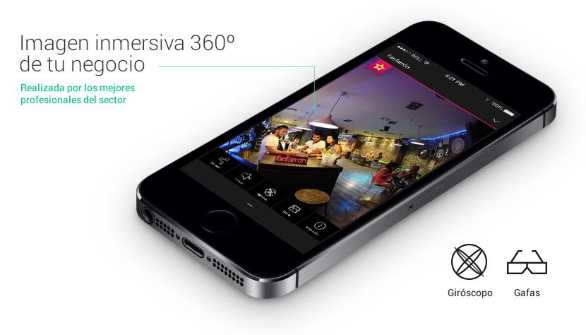 Los mejores profesionales del sector realizan la imagen inversiva 360 grados para tu negocio