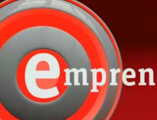 «Emprende» del canal 24h en video 360