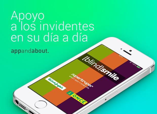 Blindsmile - App móvil para personas invidentes