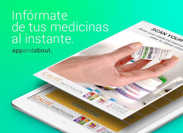Tu medicina - App para dispositivos móviles
