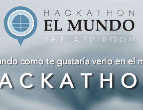 Appandabout participa en la Hackathon del periódico El Mundo