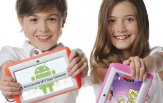 Taller de programación para niños de apps en android